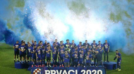 Dinamo slavljem nad Varaždinom okončao još jednu šampionsku sezonu