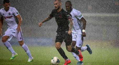 Gorica i Slaven Belupo odigrali susret bez pogodaka u neregularnim uvjetima