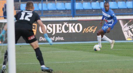 Osijek raskinuo ugovor s nigerijskim napadačem
