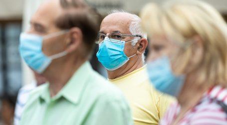 U Podgorici postrožene mnoge mjere, za starije od 7 godina obvezne maske