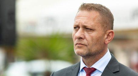 Beljak podiže kaznenu prijavu zbog snimke s Predsjedništva