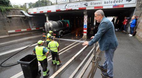 Bandić pozvao Zagrepčane da prijave štetu od poplava