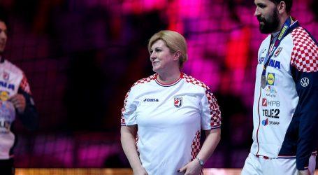 Kolinda Grabar Kitarović danas ulazi u Međunarodni olimpijski odbor