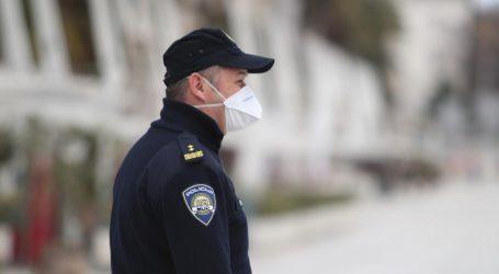 Poljak u Splitu napao policajce, bio je pod utjecajem alkohola