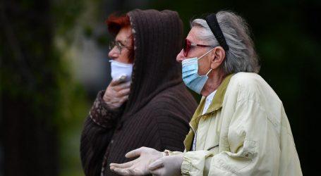 BROJKE I DALJE RASTU: U Srbiji 383 novooboljelih, preminulo 13 osoba