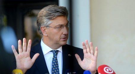 """PLENKOVIĆ: """"Milanović je tek sada shvatio na kakvoj je dužnosti, pa mu je strašno politički dosadno"""""""