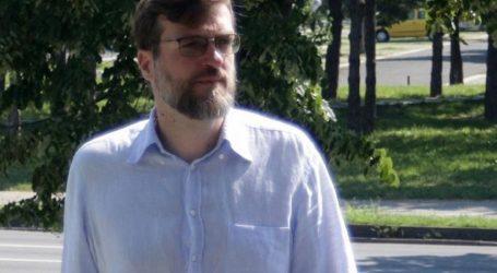 BEOGRAD: Uhićen Srđan Nogo, jedan od predvodnika upada u Skupštinu