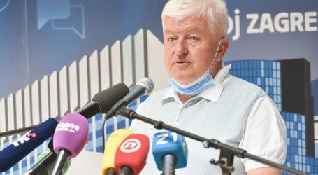 ZAGREB: U posljednja 24 sata zabilježeno 14 novih slučajeva, 65 ih je u izolaciji
