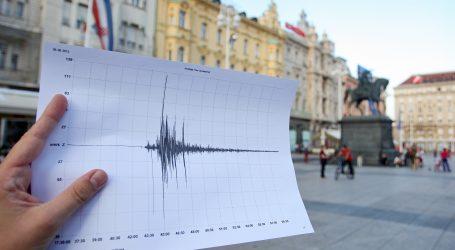Zagreb se jutros ponovno tresao, 2,3 po Richteru