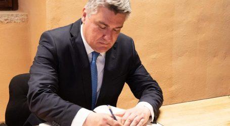 Milanović sutra u Beču s predsjednicima Austrije i Slovenije