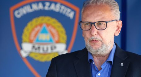 """Božinović: """"Ovo je maraton, od sljedećeg tjedna uvođenje novih mjera"""""""