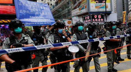 Počelo je: u Hong Kongu prvo uhićenje na osnovu novog kineskog zakona