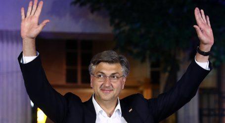 """Plenković: """"76 ruku je zagarantirano, krećemo odmah i to građani očekuju"""""""
