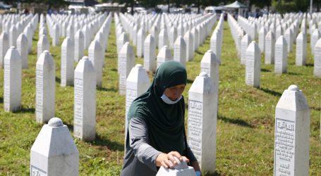Gradonačelnik Sarajeva Milanoviću uručio Cvijet Srebrenice