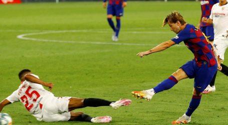 Barcelona nadvladala Valladolid, Rakitić ušao u 57. minuti