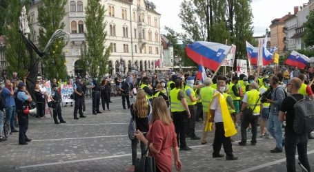 SLOVENIJA: Janšini neonacisti marširali centrom Ljubljane