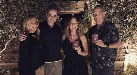 Tom Hanks i Rita Wilson i službeno postali grčki državljani