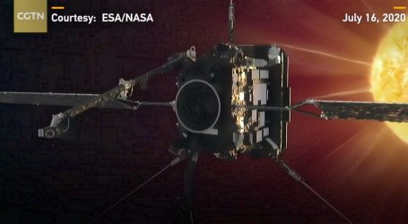 """Solar Orbiter snimio """"najbližu"""" fotografiju Sunca"""