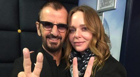 Stella McCartney čestitala rođendan Ringo Starru