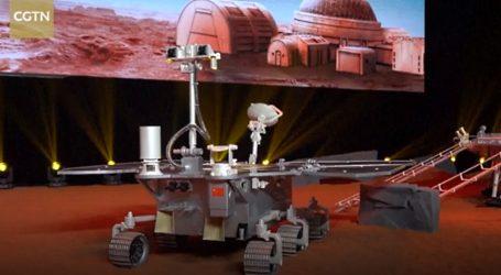 Otkriveni modeli kineske sonde i rovera koji će istraživati Mars