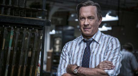 Tom Hanks razočaran groznom frizurom koju mora imati u novom filmu