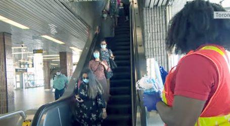 Maske obavezne u sustavu javnog prijevoza Toronta