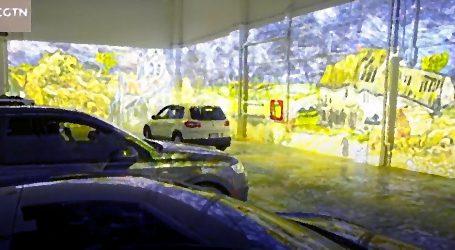 Drive-in koncept u Torontu dobio novu umjetničku dimenziju