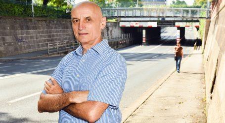 'Velike kiše od cesta prave potoke zbog nebrige gradske uprave'