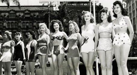 Daleke 1946. u Parizu je predstavljen prvi bikini, kreirao ga je Louis Réard