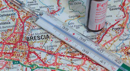 ITALIJA: Stopa smrtnosti u ožujku dvostruko veća nego prošle godine