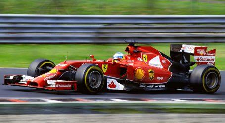 F1: Hamiltonu prva startna pozicija za sutrašnju Veliku nagradu Štajerske