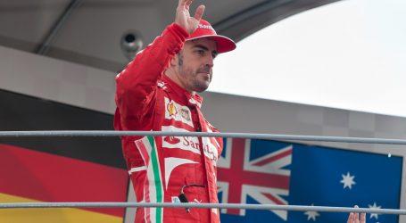 Dvostruki svjetski prvak Fernando Alonso vraća se u Formulu 1