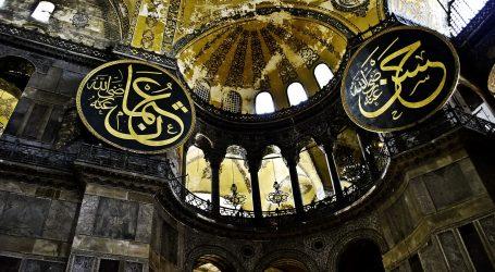SAD traže od Turske da Aju Sofiju ne pretvore u džamiju