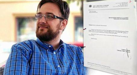 Zadarska bolnica bez naloga Suda dostavila Suraćevoj obrani Bajlovu medicinsku dokumentaciju