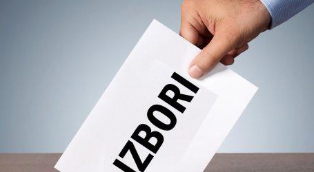 Izbori: U petak podaci o osobama u samoizolaciji koje žele glasovati