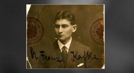 KNJIŽEVNOST: Franz Kafka – premudar za život, preslab za borbu