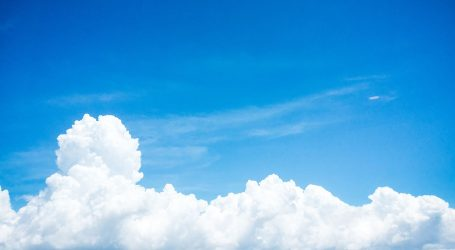 Pretežno sunčano, popodne u Istri i gorju mogući pljuskovi