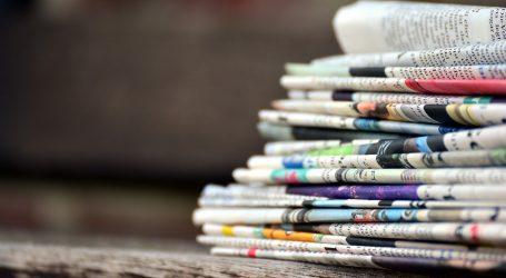Slovenski novinari prosvjedovali zbog izmjena medijskih zakona