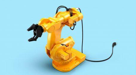 Usavršena robotska ruka prilagođava se raznim vrstama masaže