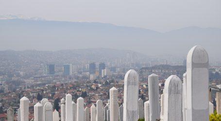 Sarajevo proglasilo nepoželjnima sve koji ne priznaju genocid u Srebrenici