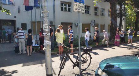 VIDEO: Dobar odaziv građana u I. izbornoj jedinici