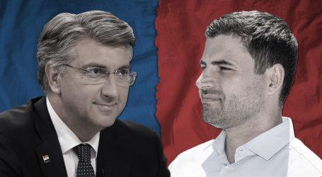 """Bernardić dao Plenkoviću papire s popisom afera: """"Pisano je na 55 stranica"""""""