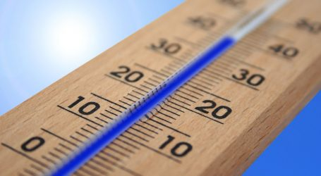 Sunčano i vruće, poslijepodne mogući grmljavinski pljuskovi