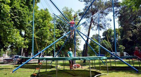 Mini trampolin je vrlo tražena sprava za vježbanje