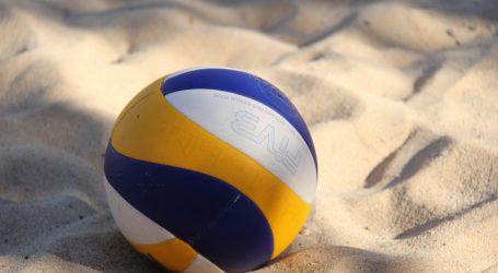 Europsko prvenstvo u odbojci na pijesku u rujnu u Latviji