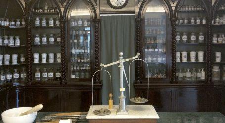 U centru Rijeke otvara se Muzej farmacije s 1400 eksponata