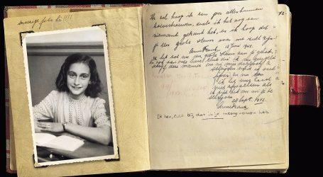 Posljednja rečenica iz Dnevnika Anne Frank