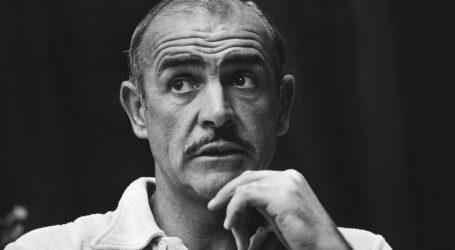 Danas 90. rođendan slavi Sean Connery