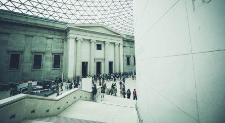 Britanski muzej otvorio svoja vrata za posjetitelje