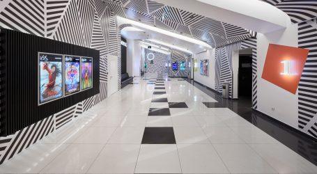 Atraktivan interijer preuređenog CineStar kina u splitskom Joker centru